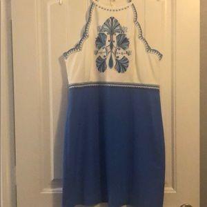 Lilly Pulitzer adalie stretch shift dress